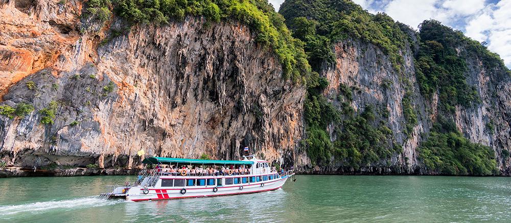 rivier thailand