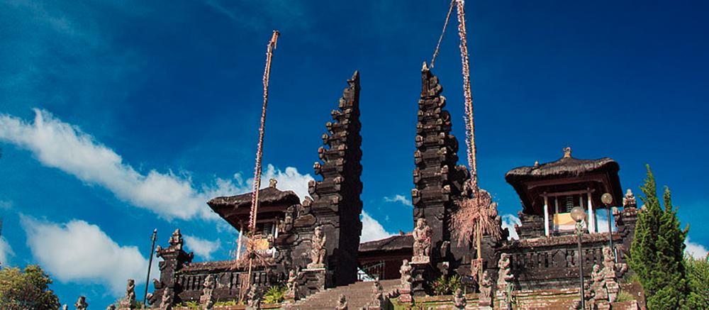 Besikah tempel bali