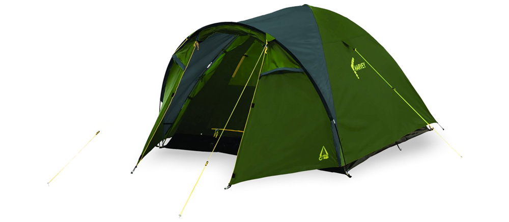 best camp harvey tent groen
