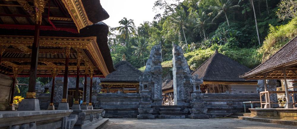 Gunung Lebah tempel bali