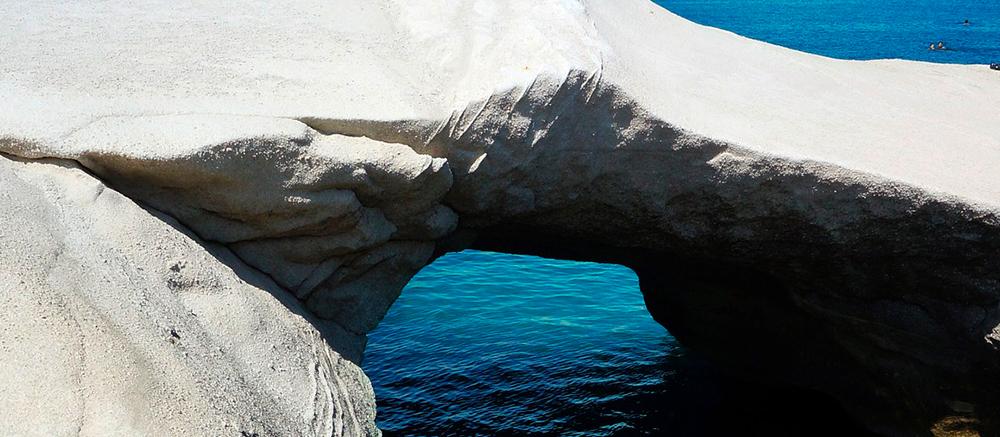 Sarakiniko stranden europa