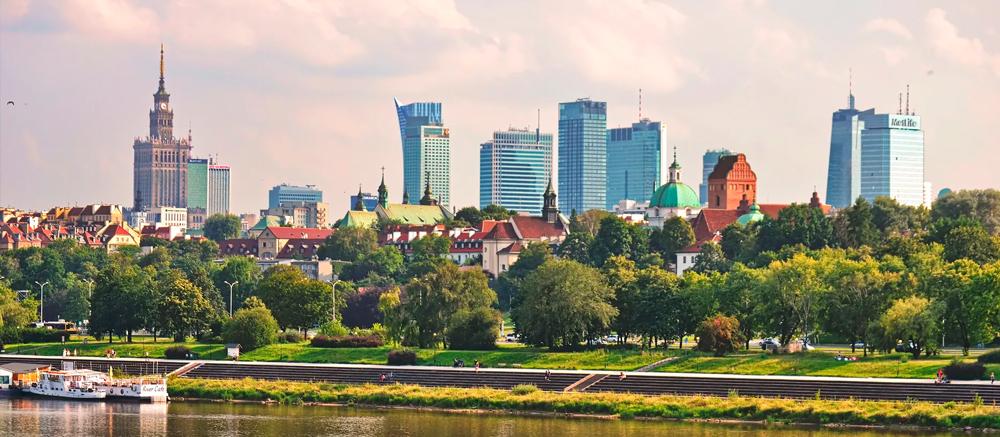 polen stad