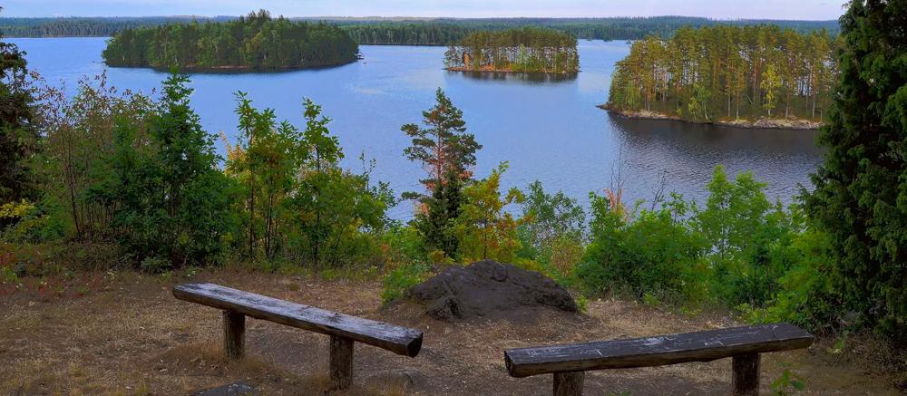 Zweden natuurpark