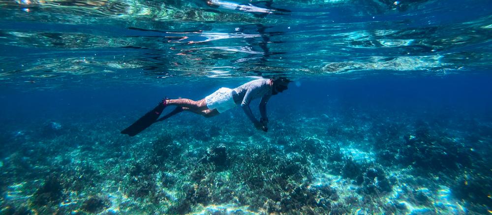 snorkelplekken europa ondiep